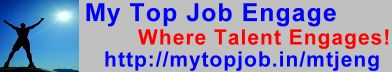My Top Job – Helping Top Talent to reach the Top !