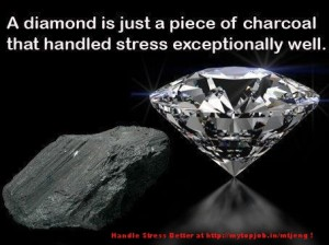 Diamond and Stress