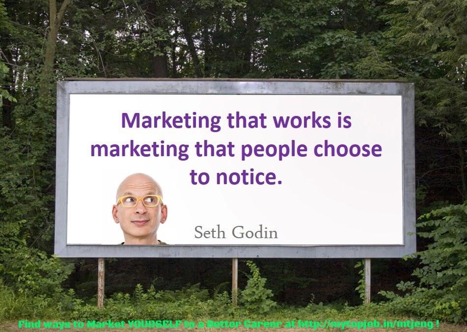 Market YOURSELF !